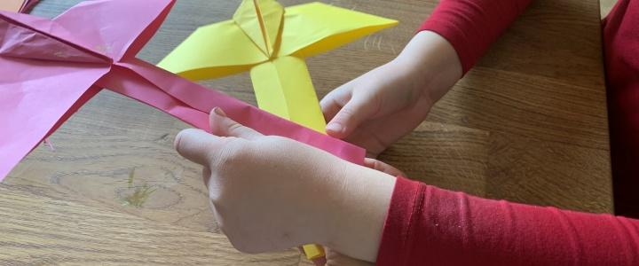 Papierfliegerchallenge 1