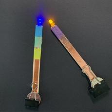 Taschenlampe / Laserschwert
