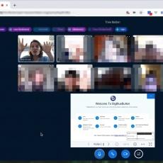 Unser virtuelles Klassenzimmer